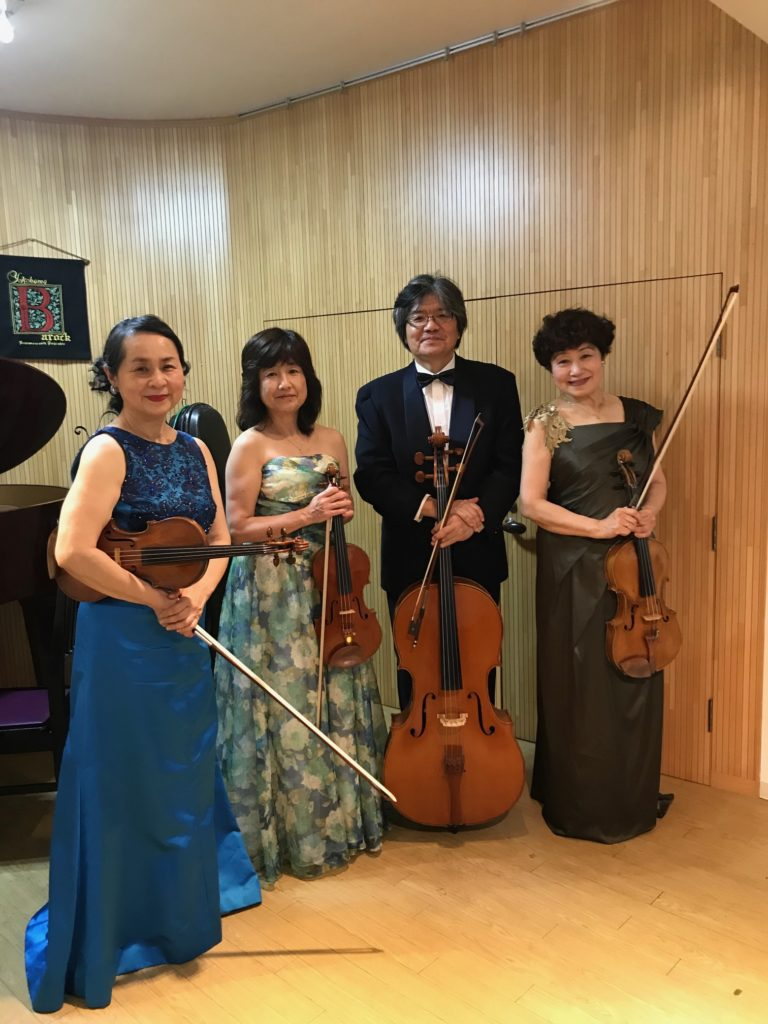 【d】  スペシャルコンサート ベートーヴェン生誕250周年記念弦楽四重奏全曲演奏会シリーズⅤ