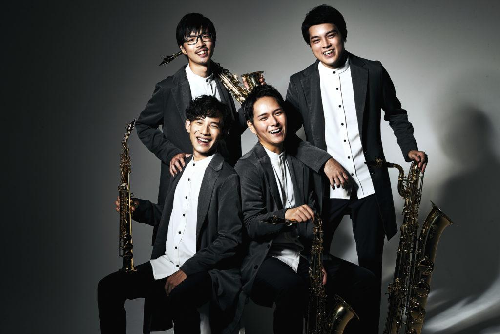 【d】  みなとみらいクラシック・マチネ 〜名手と楽しむヨコハマの午後〜 The Rev Saxophone Quartet 上野耕平(S.Sax)宮越悠貴(A.Sax)都築惇(T.Sax)田中奏一朗(B.Sax)