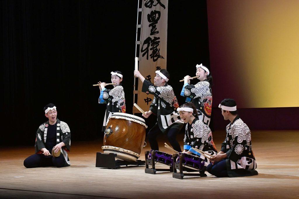 【d】  田楽座 横浜公演