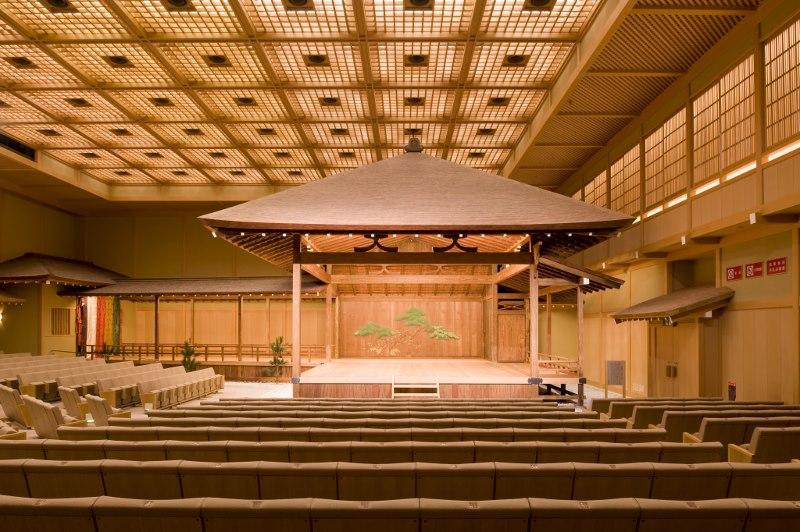 【d】  能楽師(狂言方)が案内する横浜能楽堂とワークショップ「狂言の舞台裏、大公開!」