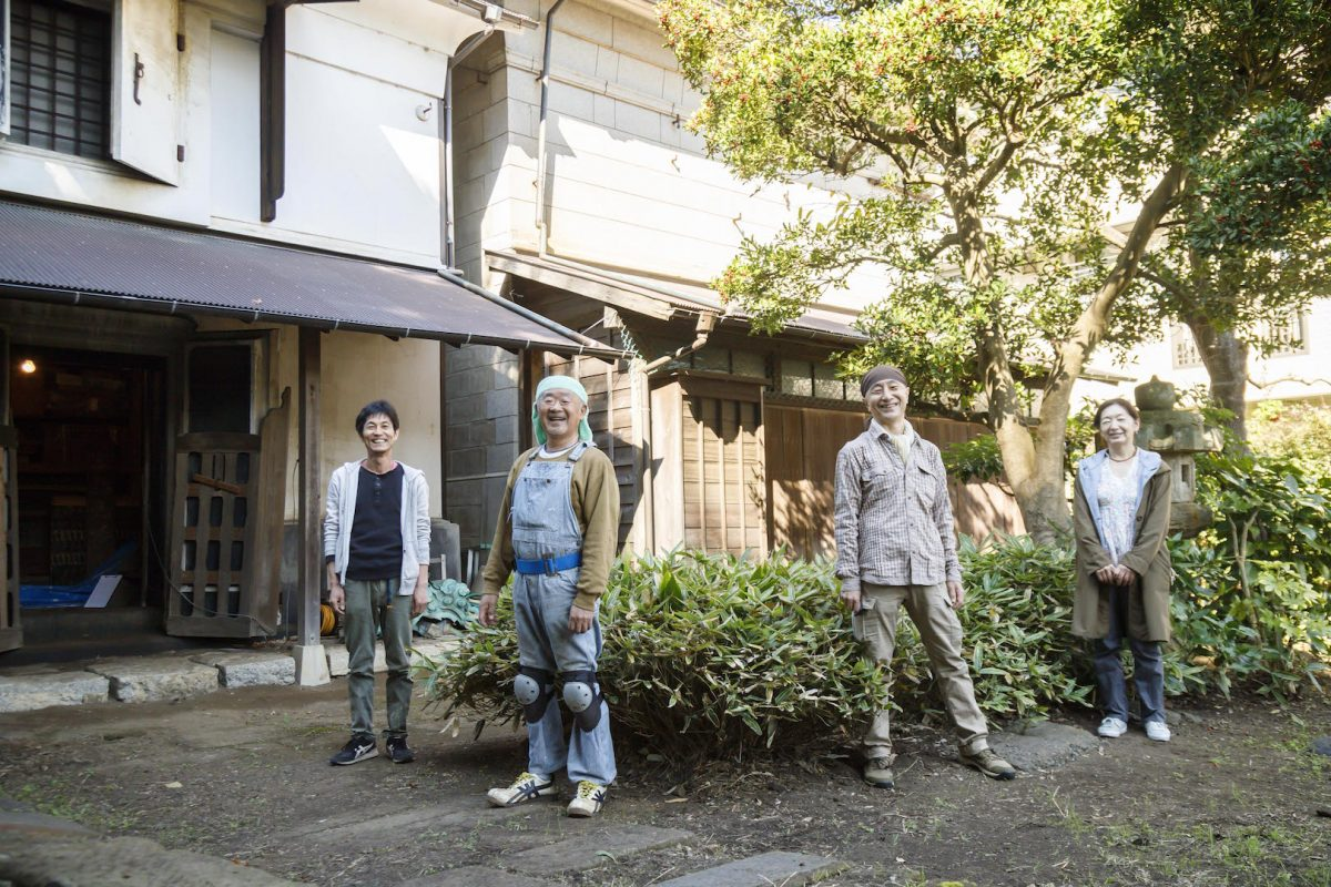 旧東海道藤沢宿をぶらり歩いて、いにしえの時間と現代アートに出会う