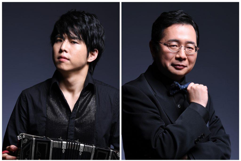 【d】  みなとみらいクラシック・マチネ ~名手と楽しむヨコハマの午後~三浦一馬(バンドネオン)山田武彦(ピアノ)