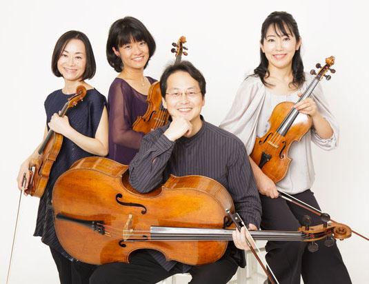 【d】  Salviahall Quartet Series Season42 クァルテット・アルモニコ