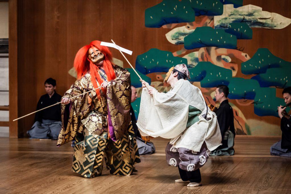 【d】  「横浜狂言堂」150回記念特別普及公演「家×家 交流狂言」第2日(振替)