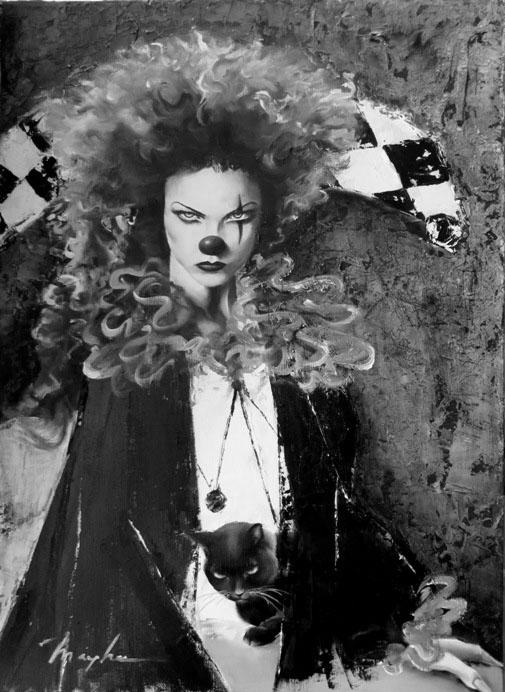 【d】  魔女のアトリエ 「魔女とその仲間たち展」