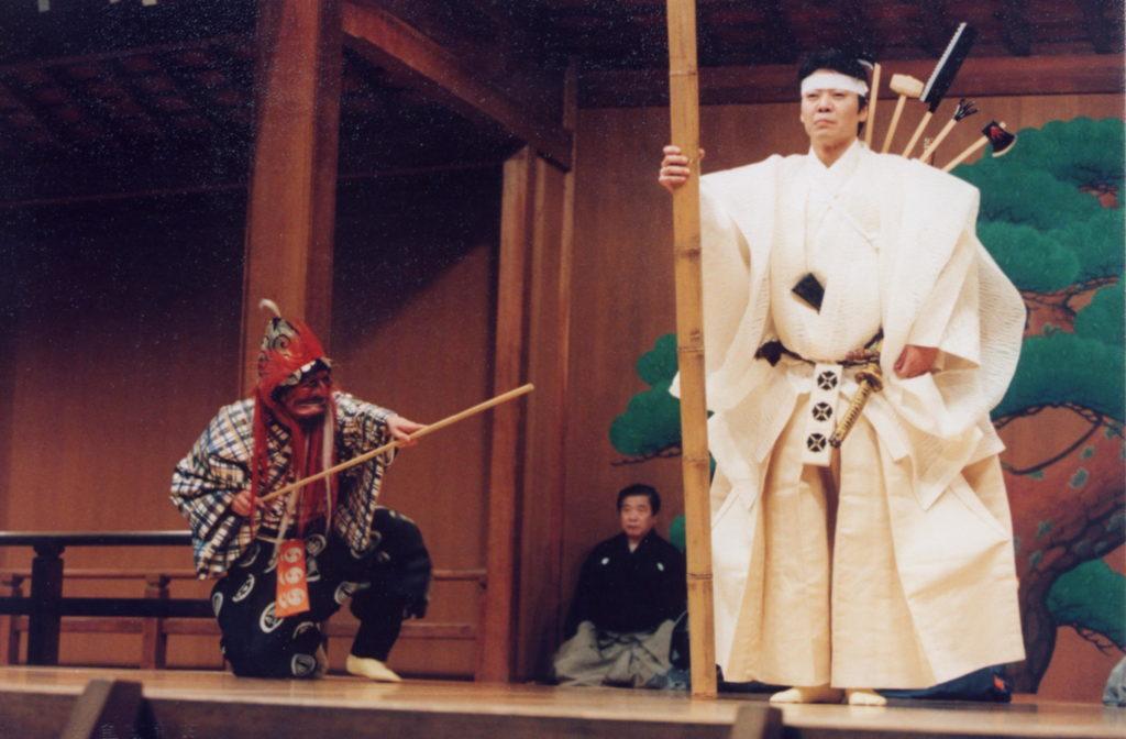【d】  「横浜狂言堂」150回記念特別普及公演「家×家 交流狂言」第1日(振替)
