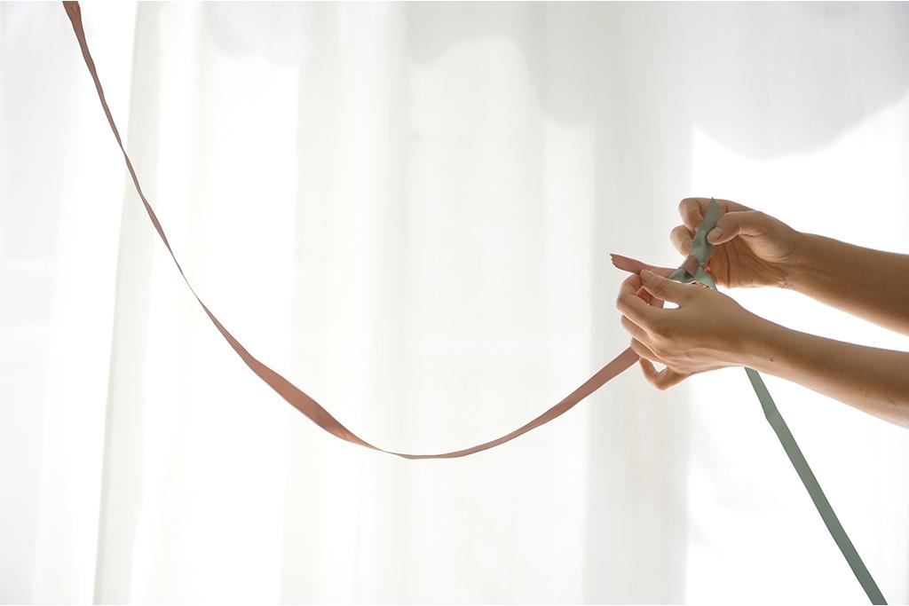 茅ヶ崎市美術館で、藤田道子の個展「ほどく前提でむすぶ」開催!