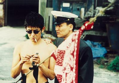 【d】  象の鼻テラス海辺の映画会Vol.11 私立探偵濱マイクシリーズ第二弾『遥かな時代の階段を』