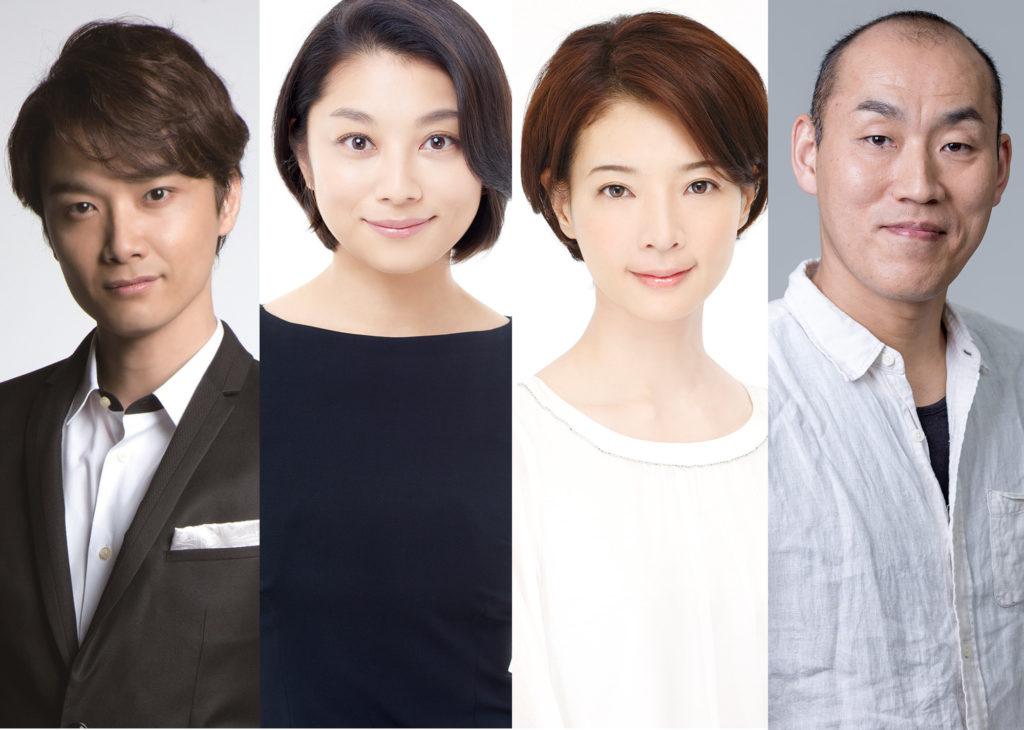 【d】  こまつ座 第135回公演『日本人のへそ』