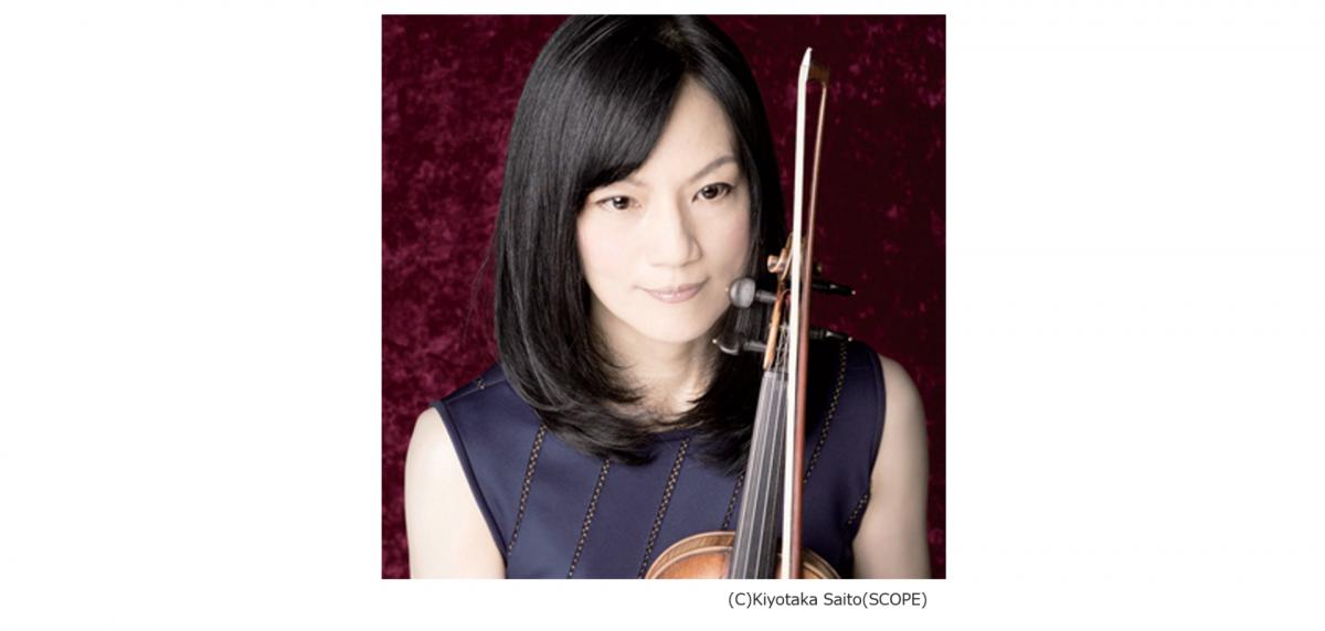ヴァイオリニスト・千住真理子による20世紀に生まれた無伴奏ヴァイオリンのためのマスターピース:イザイの無伴奏ソナタ・全曲演奏!