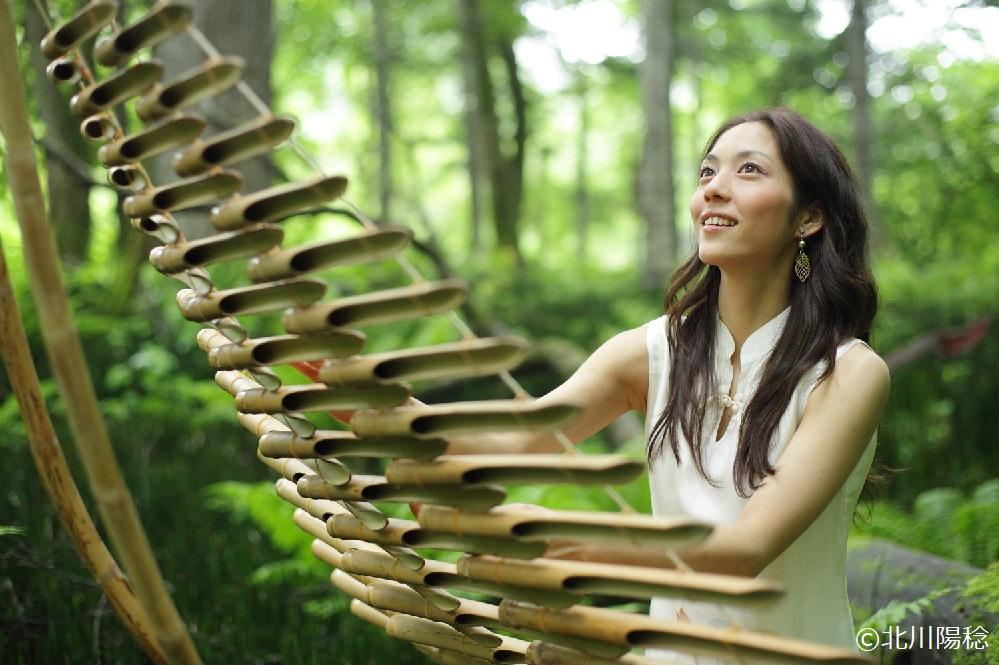 第15回 小栗久美子 トルンコンサート ~神秘なるベトナム竹琴の調べ~開催