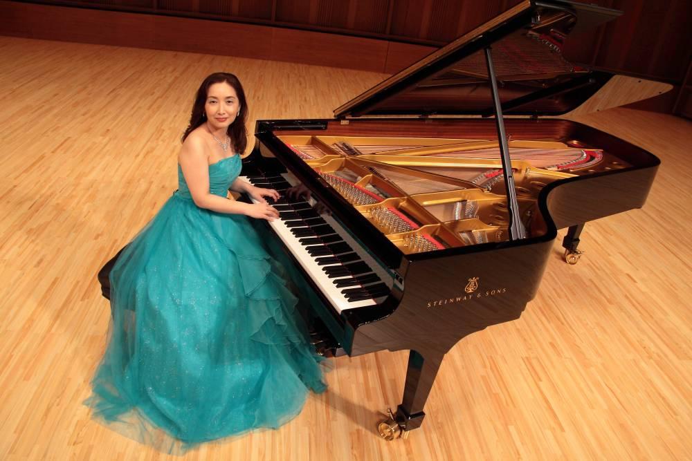 中根希子ピアノ開きコンサート開催